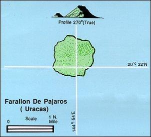 Farallon De Pajaros (Uracas)